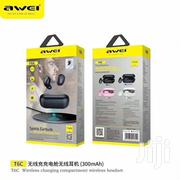 Awei True Wireless Sports Earbuds T6c | Headphones for sale in Lagos State, Ikeja