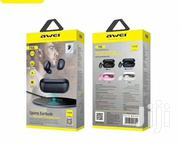 T6c Awei True Wireless Sports Earbuds | Headphones for sale in Lagos State, Ikeja