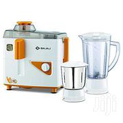Bajaj Neo JX-4 JMG 450-Watt Juicer Mixer-Grinder -2 Jars | Kitchen Appliances for sale in Abuja (FCT) State, Lokogoma