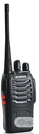 Baofeng BF-888S Walkie Talkie 2-way Radio 16CH 5W Tranceiver-black   Audio & Music Equipment for sale in Lagos State, Ikeja