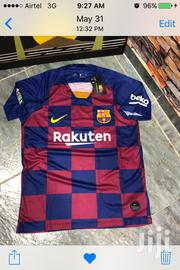 Original Barcelona 2020 Home KIT Now Available for Delivery | Clothing for sale in Lagos State, Lagos Mainland