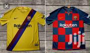 Original Barcelona 2020 Away Kit Now Available for Nationwide Delivery | Clothing for sale in Lagos State, Lagos Mainland