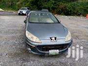 Peugeot 407 2005 Blue   Cars for sale in Lagos State, Surulere