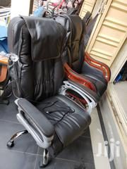 Pure Leather Massage Chair | Massagers for sale in Lagos State, Lekki Phase 1