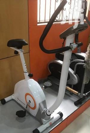American Fitness Semi Commercial Magnetic Bike