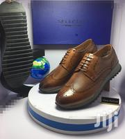 Lite Brown Leather Designer Oxford Shoes | Shoes for sale in Lagos State, Lagos Island