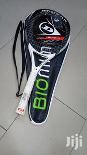 Professional Dunlop Biometric Tennis Racket With Vibration Control   Sports Equipment for sale in Lagos State, Lekki Phase 2