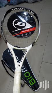 Professional Dunlop Biometric Tennis Racket With Vibration Control   Sports Equipment for sale in Lagos State, Surulere