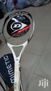 Professional Dunlop Biometric Tennis Racket With Vibration Control   Sports Equipment for sale in Rivers State, Port-Harcourt