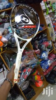 Professional Dunlop Biometric Tennis Racket With Vibration Control   Sports Equipment for sale in Delta State, Warri