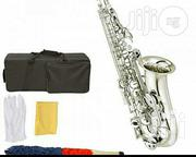 Alto Sax Silver   Musical Instruments & Gear for sale in Lagos State, Ojo
