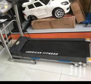 American Fitness 2hp Treadmill With Mp3 Massager Heartbet | Sports Equipment for sale in Abuja (FCT) State, Jabi
