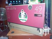 """LG 49""""Inch LED TV High Definition + Bracket 2 Years Warranty 