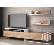 Volt TV Wall Unit With Shelves | Furniture for sale in Lagos State, Agege