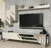 Nolan TV Stand With Shelves | Furniture for sale in Lagos State, Agege