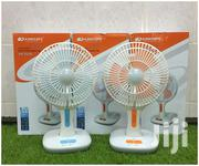 Rechargeable Foldable Table Fan With Led Light and Usb | Home Appliances for sale in Lagos State, Ajah