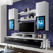 Ruzzeti TV Wall Unit (High Gloss) | Furniture for sale in Lagos State, Agege