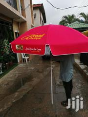 Red Branded Parasol Outdoor Umbrella | Manufacturing Services for sale in Lagos State, Ikeja