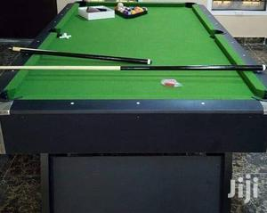 8ft American Fitness Snooker Table N Accessories