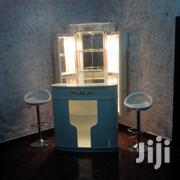 Original Wine Bar With Bar Stool | Furniture for sale in Lagos State, Victoria Island