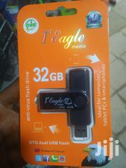 Eagle OTG Flash Drive 32gb With 365 Days Warranty | Accessories for Mobile Phones & Tablets for sale in Lagos State, Ikeja