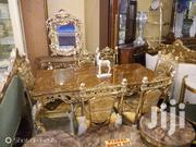 High Quality Majestic Royal Dining Table and Chairs | Furniture for sale in Lagos State, Ojo