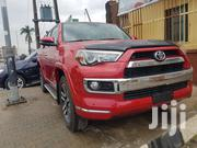 Toyota 4-Runner Limited 4x4 2018 Red | Cars for sale in Lagos State, Surulere