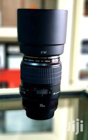 Canon EF 100mm F2.8 USM Lens | Accessories & Supplies for Electronics for sale in Lagos State, Ikeja