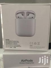 NEW APPLE Airpods 2 With Wireless Charging Case | Headphones for sale in Abuja (FCT) State, Wuse 2