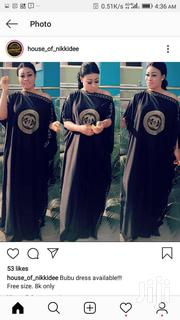 New Female Turkey Channel Chiffon Long Gown | Clothing for sale in Lagos State, Egbe Idimu