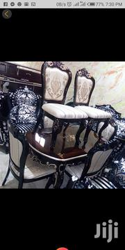 Portable Royal Dining Table With Six Chairs | Furniture for sale in Lagos State, Oshodi-Isolo