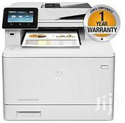HP Color Laserjet Pro MFP M477fdw Printer | Printers & Scanners for sale in Abuja (FCT) State, Wuse