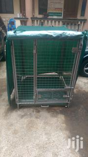 100x125x140cm Detachable Dog Cage With Revolving Food and Water Outlet | Pet's Accessories for sale in Lagos State, Ikeja