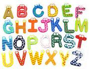 Baby Toys 26pcs Magnetic Letters Kids Wooden Alphabet | Toys for sale in Lagos State, Apapa
