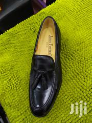 John Foster Black Leather Shoes | Shoes for sale in Lagos State, Lagos Island