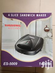 Four Face Toasting Machine | Kitchen Appliances for sale in Lagos State, Alimosho