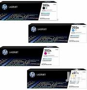 HP Genuine 203a Hp Toner.(All 4 Colours In One Shipping | Accessories & Supplies for Electronics for sale in Lagos State, Ikeja