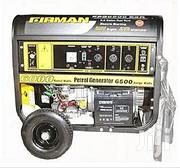 Firman Key Starter Generator With Remote Control | Electrical Equipments for sale in Rivers State, Port-Harcourt