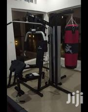 American Fitness Commercial 3 Station Gym | Sports Equipment for sale in Lagos State, Lekki Phase 1