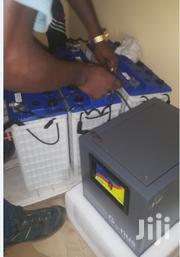 Genus Invomax Tall Panel 220ah Tubular Battery For Homes And Offices | Solar Energy for sale in Lagos State, Lekki Phase 2