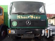 Mercedes-Benz 1820 2001 Green | Trucks & Trailers for sale in Lagos State