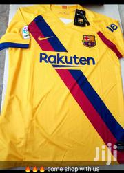 Barcelona Club Jersey | Clothing for sale in Rivers State, Port-Harcourt