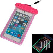 Glow in the Dark Waterproof/Rainproof Mobile Cell Phone Case | Accessories for Mobile Phones & Tablets for sale in Lagos State, Amuwo-Odofin