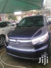 Toyota Highlander 2016 Blue | Cars for sale in Lagos State, Ikeja