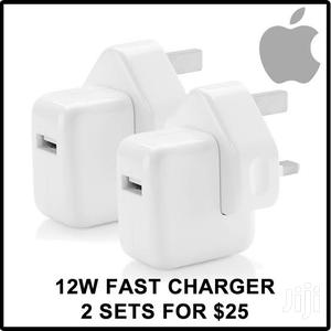 Apple iPhone Charger - 12W, 2.4A Fast Charger iPhone 5,6,7,8,X,Xr,Xmax