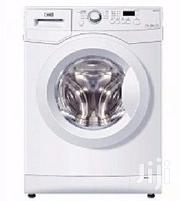 Haier Thermocool 10kg Front Load Premium Washing Machine-White | Home Appliances for sale in Oyo State, Ogbomosho South