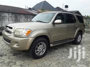 Toyota Sequoia 2007 Gold | Cars for sale in Rivers State, Port-Harcourt