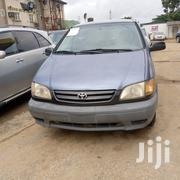 Toyota Sienna 2002 Blue | Cars for sale in Lagos State, Alimosho