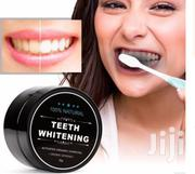 100% Natural Charcoal Powder for Whitening Teeth | Bath & Body for sale in Lagos State, Ikeja