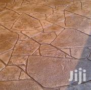 Stamped Concrete Floor | Building Materials for sale in Abuja (FCT) State, Galadimawa